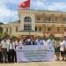Delegation from Khammouane province of Laos works in Phong Nha – Ke Bang National Park